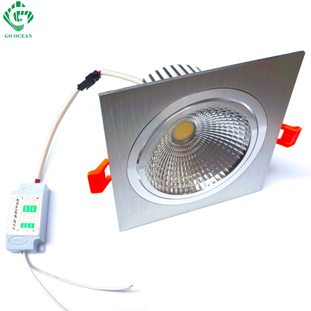 Type 9w 15w 21w 27w Ceiling Downlight Colour Warm White 2800 3500k Cool 5500 6500k Beam Angle 180degrees Led Working Temperature