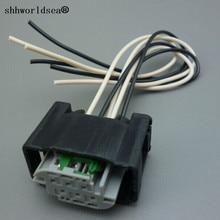 Shhworldsea 1 шт. 6-контактныйб автомобиля педаль акселератора разъем 1-967616-1 7M0 973 119 Мерседес-Бенц BMW Дроссельный клапан с датчик; разъем для подключения