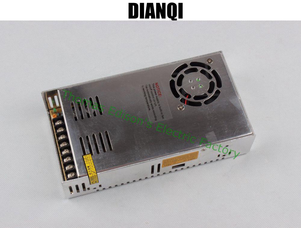 все цены на DIANQIled power supply switch 350W  24v  14.6A ac dc converter  S-350w  24v variable dc voltage regulator S-350-24 онлайн