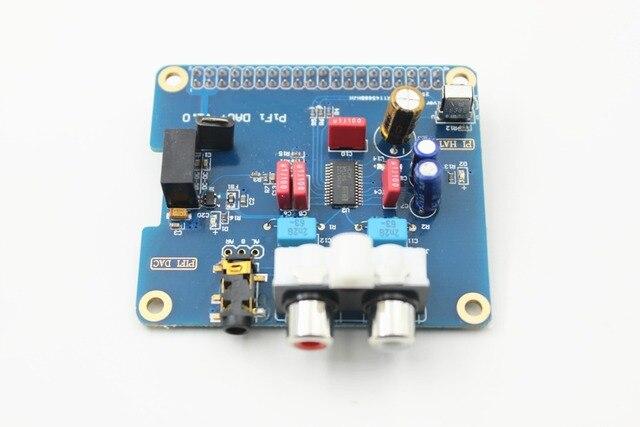 Raspberry pi 2 I2S Интерфейс Специальный HIFI ЦАП Аудио Звуковая Карта Модуль
