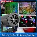 LED любовь снежинки узор пейзаж лазерный проектор настенный светильник Рождественский свет