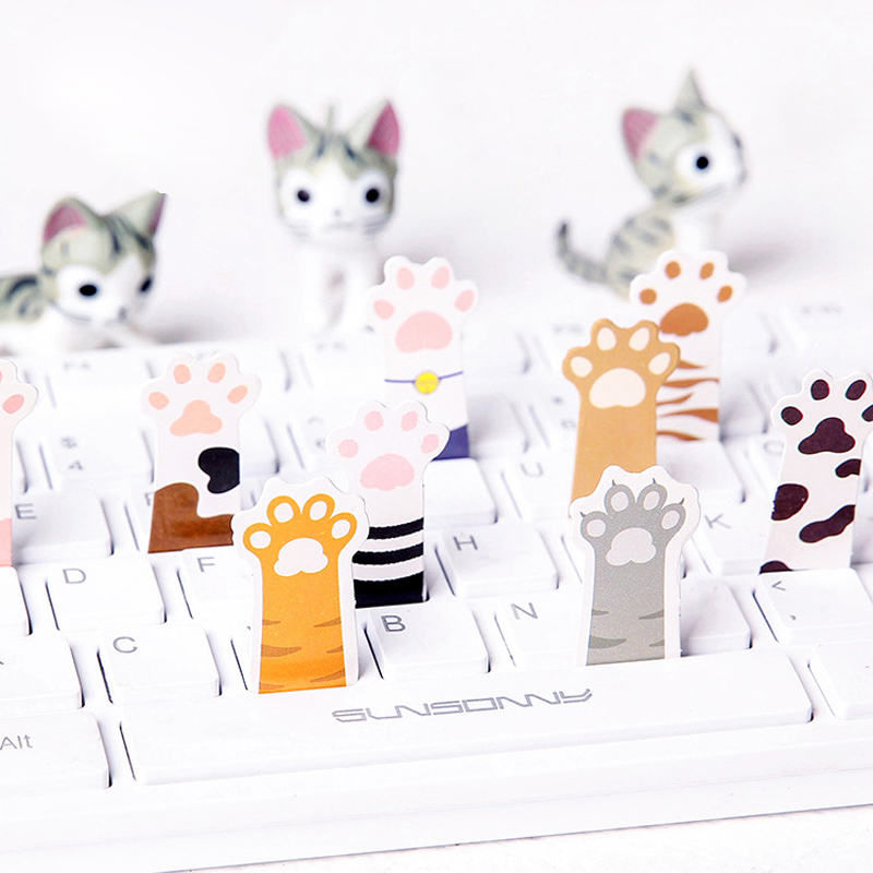 45pcs cute otter series paper sticker diy diary decor for album scrapbooking WH