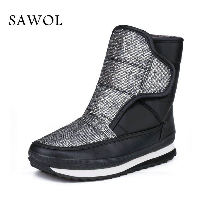 Women's Winter Shoes Brand Women Shoes Winter Women Shoes Winter Women Boots Warm Plush Mid Calf Boots Plus Big Size Sawol 2016 new warm snow boots women plush winter mid calf boots fashion wedding shoes brand lady botas flat shoes