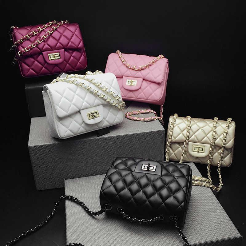 af54a4eccf0d Новая модная Милая клетчатая сумка женская кожаные сумочки Сумка через плечо  женские сумки клатч bolsas femininas