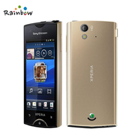 RAY ST18 Unlocked Original st18 Sony Ericsson Xperia Ray St18i 3.3 Inches Touch Screen 8MP Camera Android Mobile Phone