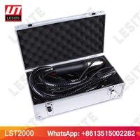 Plastic hot air gun PVC hot air welding kits HDPE geomembrane welder split type hot air welding gun