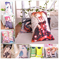 Zone-1 Moeyu Anime 24-PCS Japanese Hugging Body Pillow Case Otaku Pillow Cover Bedding Pillowcase Cushion 2WAY Fabric 35*55cm