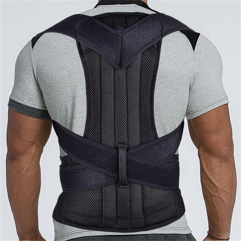 Women Men Posture Corrector Adult Children Back Support Belt Corset Medical Orthopedic Brace Shoulder Correct