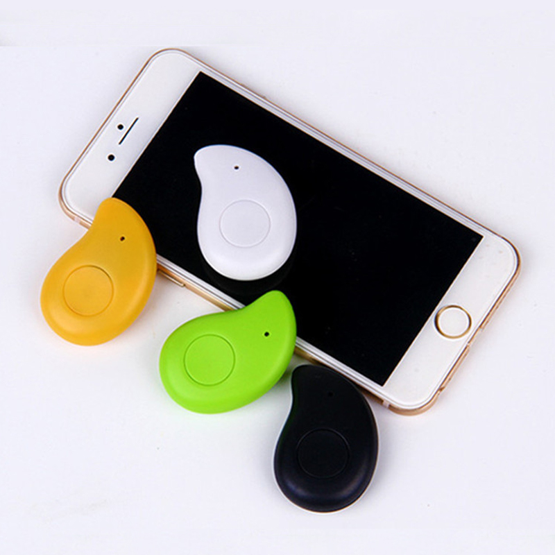 APRICOTCAR Two-way GPS Tracker Anti-lost Object To Find Bluetooth Low-power Technology for The Elderly Children Pet Positioning