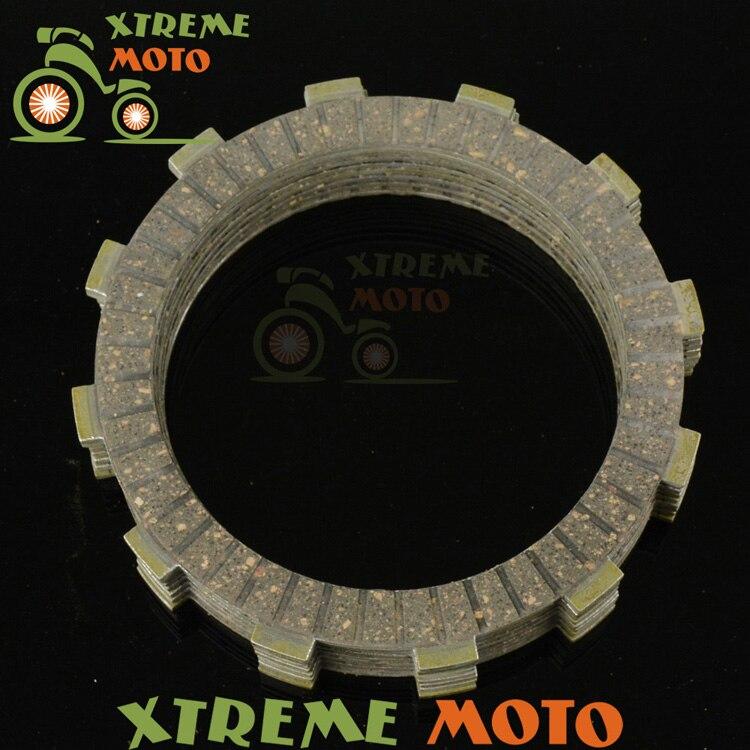 Диски сцепления диск набор 9шт для KTM SXF450 SMR450 SXF350 XC450 XC505 XCF505 Мотокросс эндуро мотоцикл Байк ATV квадроцикл