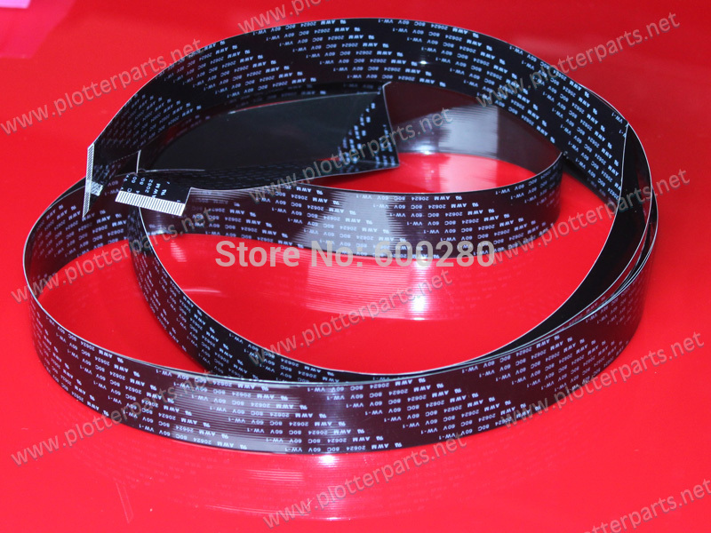 New Oem Trailing cable  44inch for the HP DesignJet T770 T1200 plotter parts new 1 x trailing cable for hp deskjet 1280 cable hp1280 c8173 length 58cm