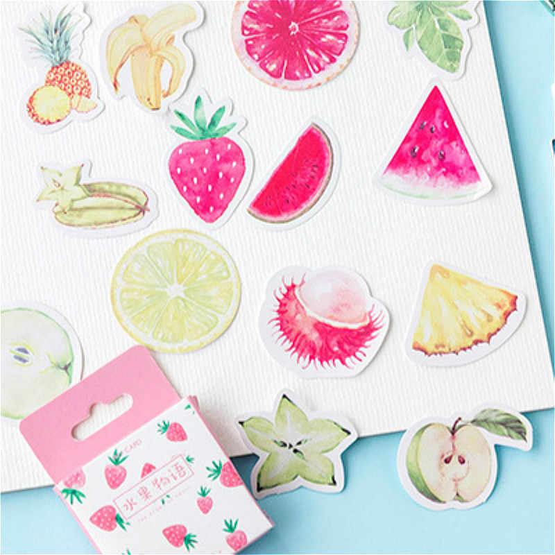 1pcs Sakura Stickers Laptop Skateboard Mixed Cartoon Toy Stickers Styling Laptop Travel Luggage Cool Funny Decals