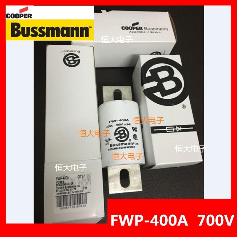 FWP-400A original BUSSMANN Basman fast fuse fuse 700V400A fast fuse 170m3819 din1 nh1 690v 400a