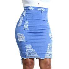 34b3c2f06 Caliente Falda De Jeans - Compra lotes baratos de Caliente Falda De ...