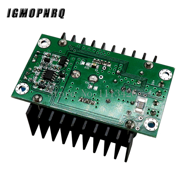 1pcs/lot DC CC 9A 300W Step Down Buck Converter 5-40V To 1.2-35V Power module 1