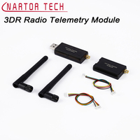 3DR Radio Telemetry Kit 433Mhz 915MHz Module Open Source For APM 2 5 2 6 2