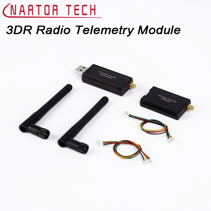 3DR Radio Telemetry Kit 433Mhz 915MHz Module Open source for APM 2.5 2.6 2.8 Discount Free Shipping 3dr radio 915mhz module w anteena for telemetry on apm 2 blue green