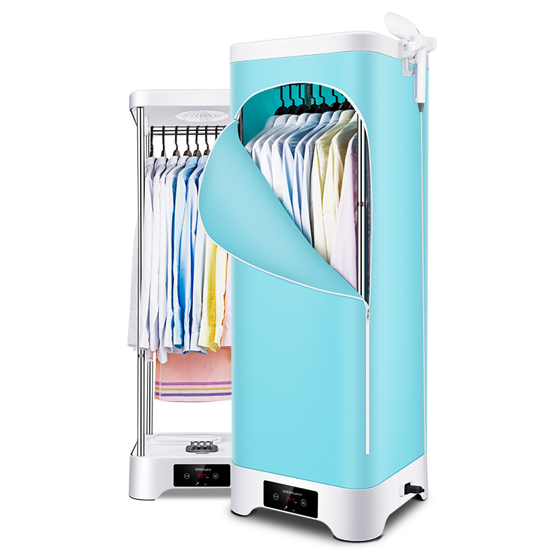 Microcomputer type Small Household Dryer Baby Quick Drying Quiet Heating Dryer Clothes Drying Rack Intelligence dryer ITAS1403
