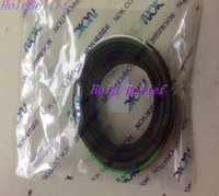 1 Conjunto Kit de Reparo de Vedação Do Cilindro da Lança Apto Para Kobelco SK200-8 Oil Seal Frete Grátis