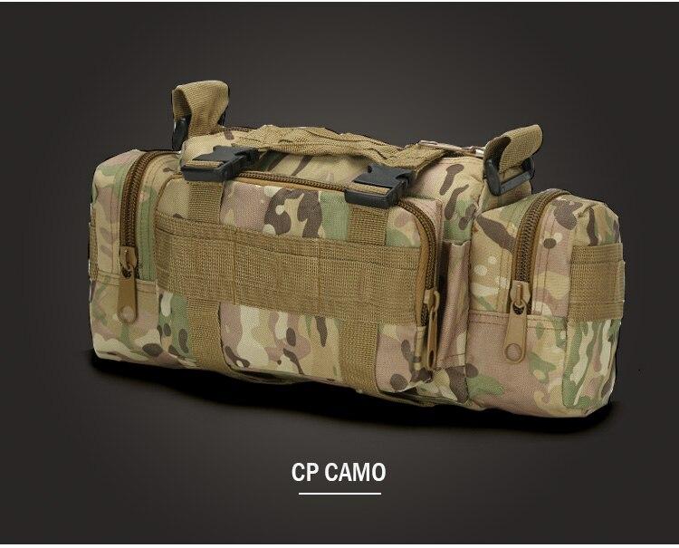 acampamento caminhadas mochila bolsa saco de mão militar bolsa