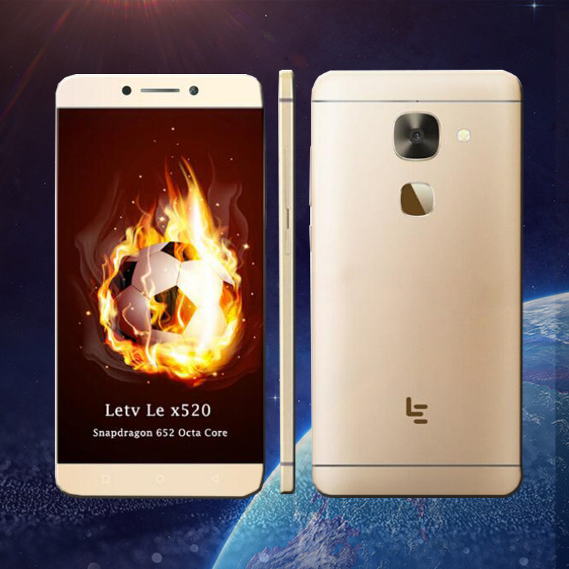 Letv LeEco Le 2 X520 4G Fingerprint ID OTG Smartphoe 5 5 1920 1080 Qualcomm Snapdragon