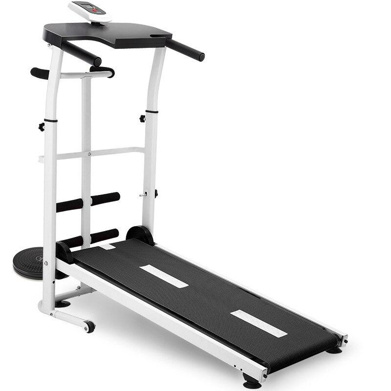 Mini tapis roulant mécanique exercice transfrontalier muet pliant marcheur équipement de Fitness maison course Machine Fitness Stable sûr
