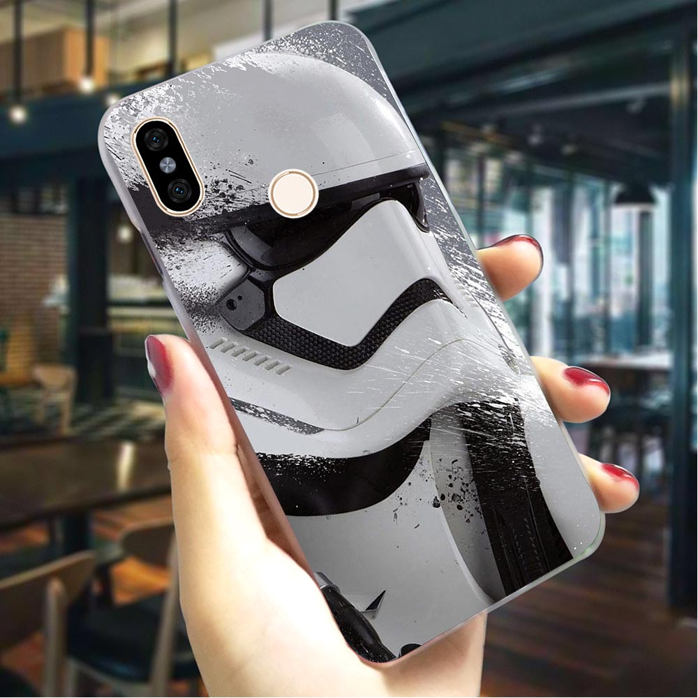 <font><b>Star</b></font> <font><b>Wars</b></font> Hard Case for <font><b>Redmi</b></font> 5 Plus Colorful Phone <font><b>Cover</b></font> for <font><b>Xiaomi</b></font> <font><b>Redmi</b></font> <font><b>Note</b></font> 5A Prime S2 3 <font><b>Pro</b></font> 4 X 5 Plus <font><b>Covers</b></font> Back image