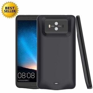 Для Huawei Mate 9 10 Pro Чехол для зарядки аккумулятора чехол для Huawei honor V10 P10 Plus Мягкий силиконовый чехол для аккумулятора