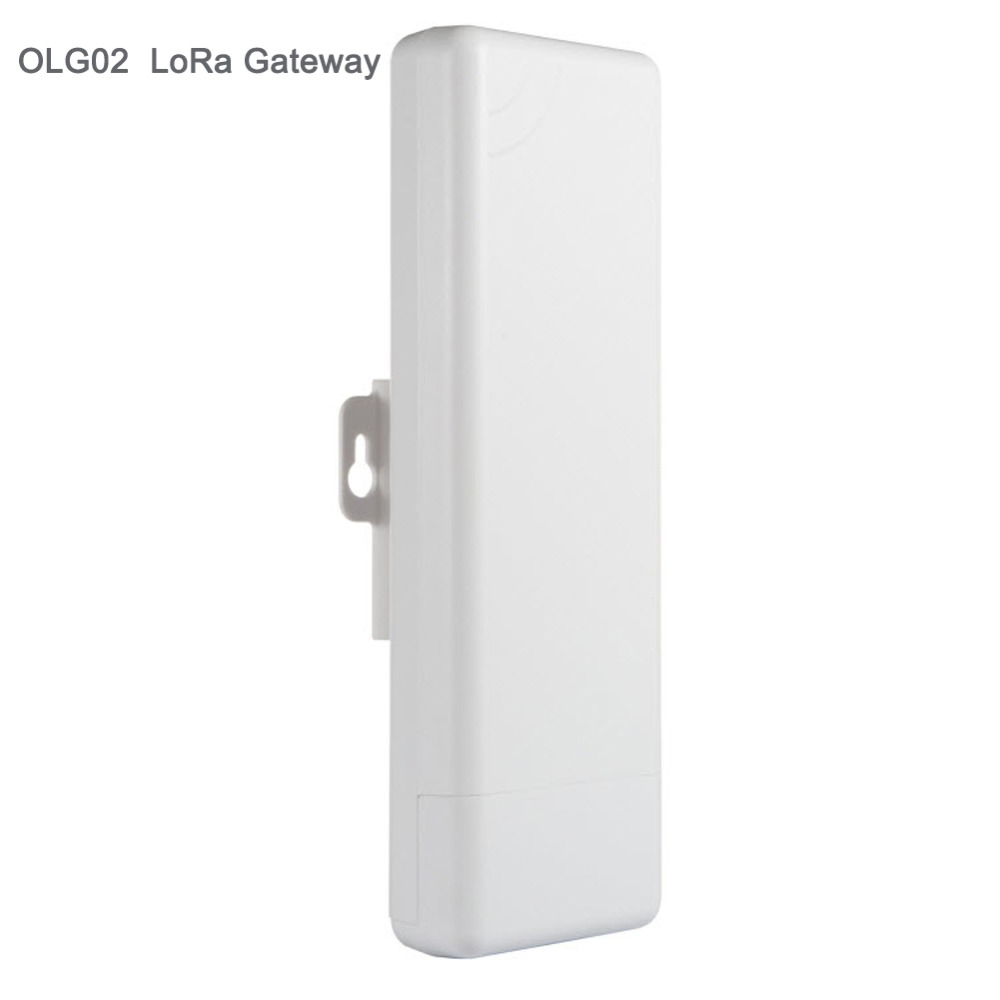 For Dragino OLG02 Outdoor Dual Channels LoRa IoT Gateway Wifi for GPS Tracker LoRaWAN Repeater 433