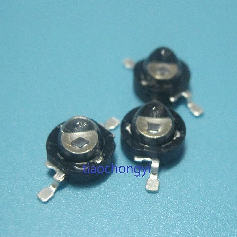 3W Infrared IR 850NM 90degree 1.8-2.2v 700mA High Power LED Emitter 10pcs