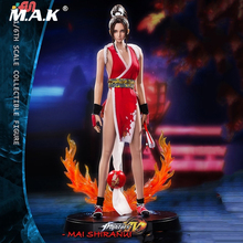 1/6 Scale King Of Fighters KOF14 Fighting Goddess Mai Shiranui Suit Action Figure Set Sculpt Model 12