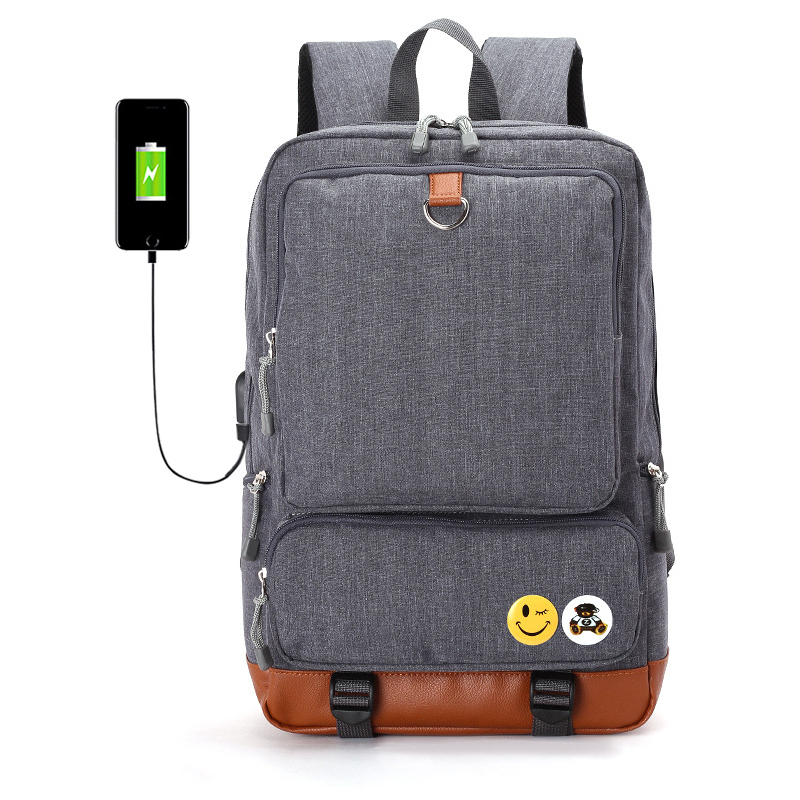 Multifunction External USB Charging Men Backpacks Teenager School bags Men's Travel Backpack Laptop Bag Mochila Dropshipping все цены