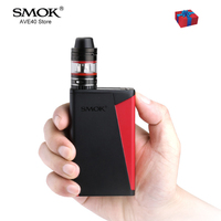 100 Original Smok HPRIV KIT Original 18650 Battery Smok H Priv 220W Vape Mod E Cig