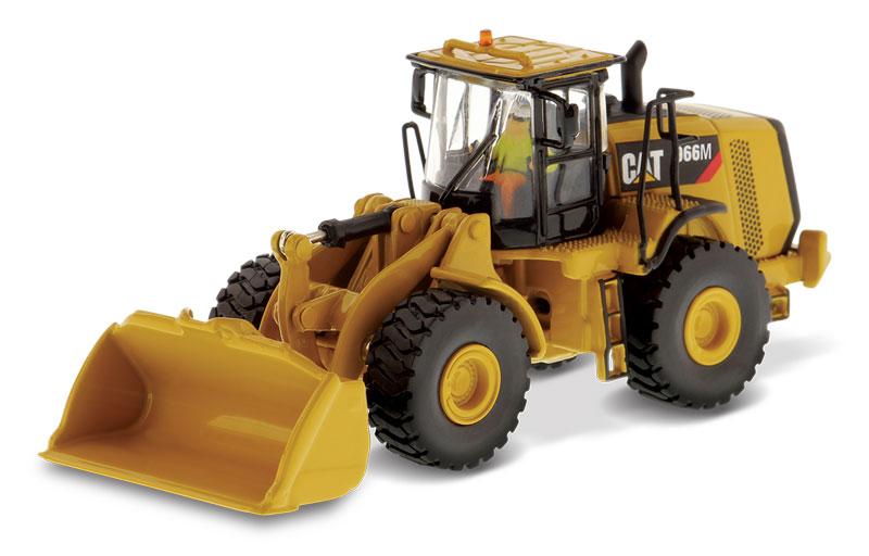 DM-85948 1: 87 Кошка 966 М колеса игрушка погрузчик