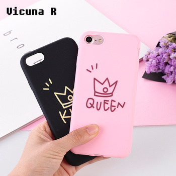 Soft 3D Relief Phone Cases For iPhone 5, 6, 7, 8, X 1