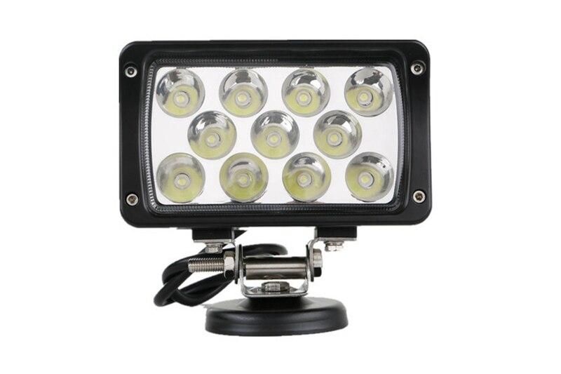ФОТО IP67 Led Work Light 9 LEDs  33W  Led Light For Jeep SUV ATV Off-road Truck Car Fog Lamp Light Bulb Waterproof DHL Freeshipping.
