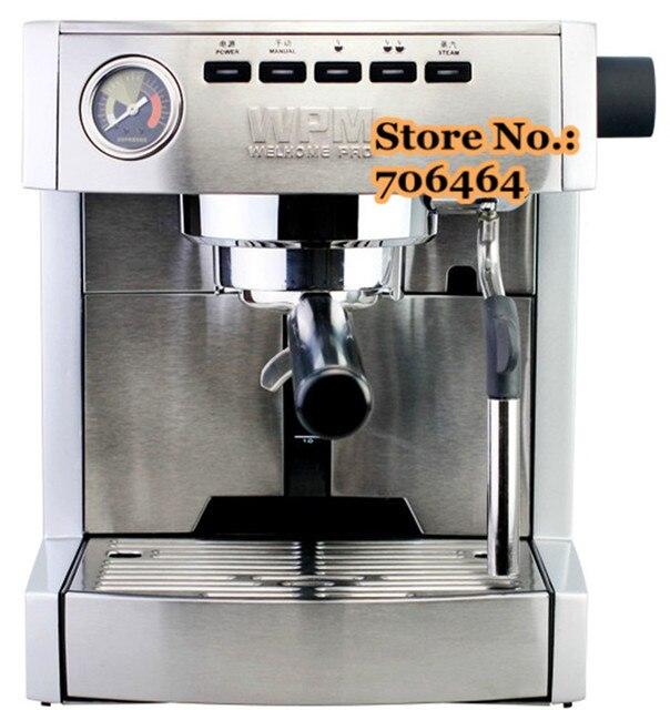 Fully Automatic Professional Espresso Coffee Machine 15 Bar Thermoblock Latte Cuccino Maker