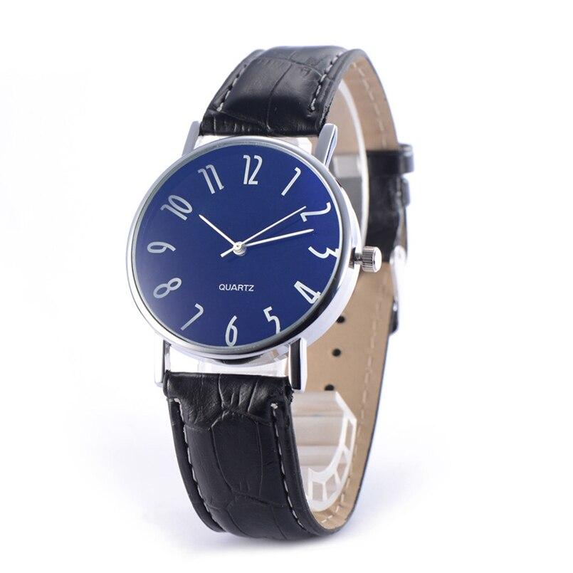 New Arrive 2018 Luxury Watch Men Business Casual Quartz Wrist Watches Military Wristwatch Waterproof Relogio dropship 022