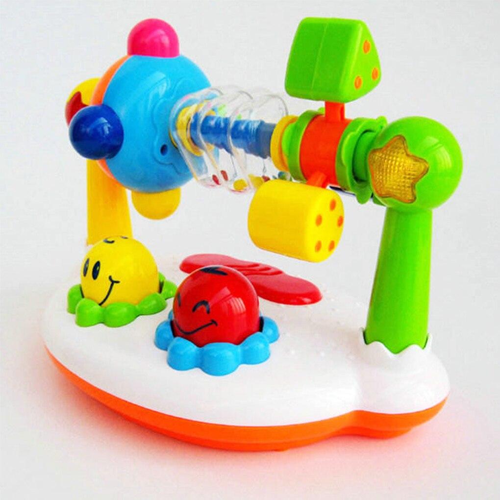 Игрушки детские игрушки музыка, различные вождения звуки игрушки для детей Погремушки проекции мультфильм раннего обучения детей игрушки ... ...