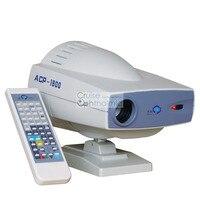 ACP-1800 Stóp lub Dziesiętny jednostka opcjonalne, Jakość auto projektor wykresu, optyczny projektora wykresu, okulistycznej projektora, najniższa koszt!