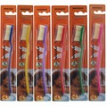 6pcs/lot  cheapest Ultra hard bristle smoking Toothbrush Special Designed For Smokers