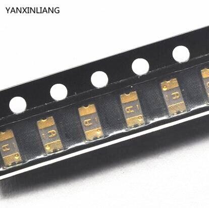 Купить с кэшбэком 20PCS 1206 0.2A 200MA PolySwitch SMT SMD Resettable Fuse