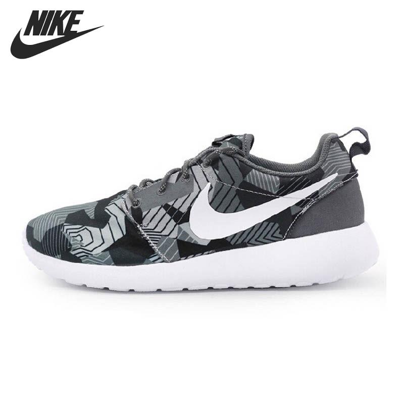 Original New Arrival  NIKE ROSHE ONE PRINT  Mens Printed Running Shoes Sneakers