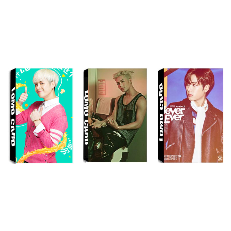 Jewelry Findings & Components Straightforward Kpop Got7 Album Jackson Lomo Cards K-pop New Fashion Self Made Paper Photo Card Hd Photocard Lk352 Distinctive For Its Traditional Properties Jewelry & Accessories