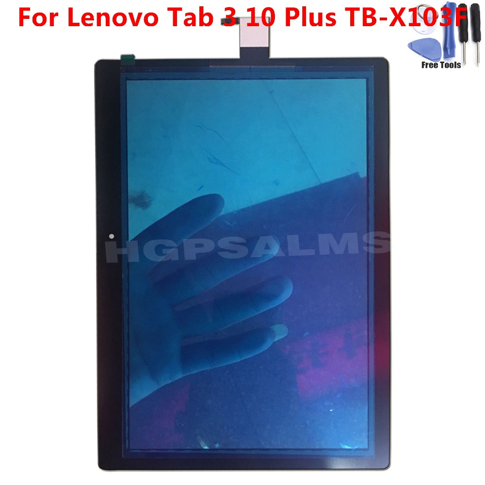 Touch Screen Digitizer For Lenovo Tab 3 10 Plus TB-X103F TB-X103 X103