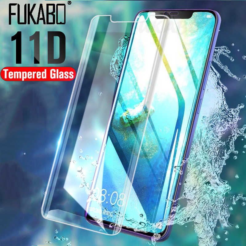 11D Full Cover Tempered Glass on the For Huawei Mate 20 P30 Pro P20 Lite Screen Protector Film For Huawei Mate 10 Honor 10 Lite
