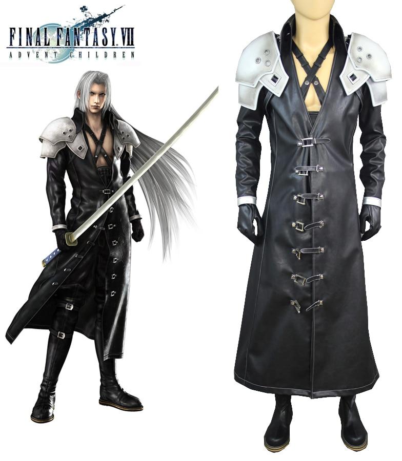 Final Fantasy Sephiroth Cosplay Popular Sephiro...