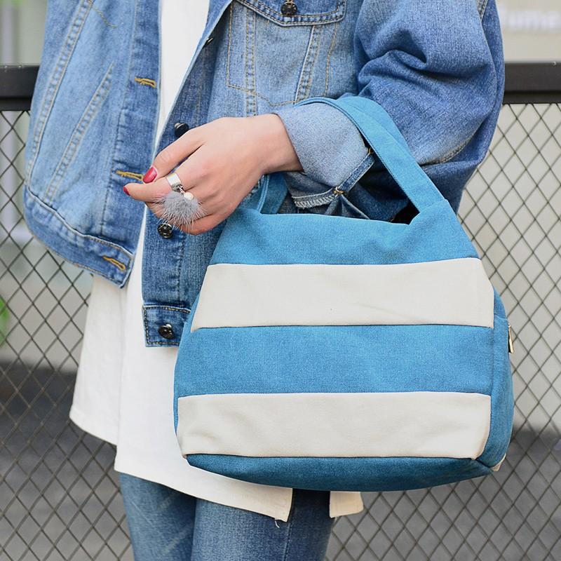 Famous Brand Women Shoulder Bag Casual Canvas Shopping Tote Bags Handbag for Women Beach Totes Shoulder Bag Hobos Bolso Mujer (38)