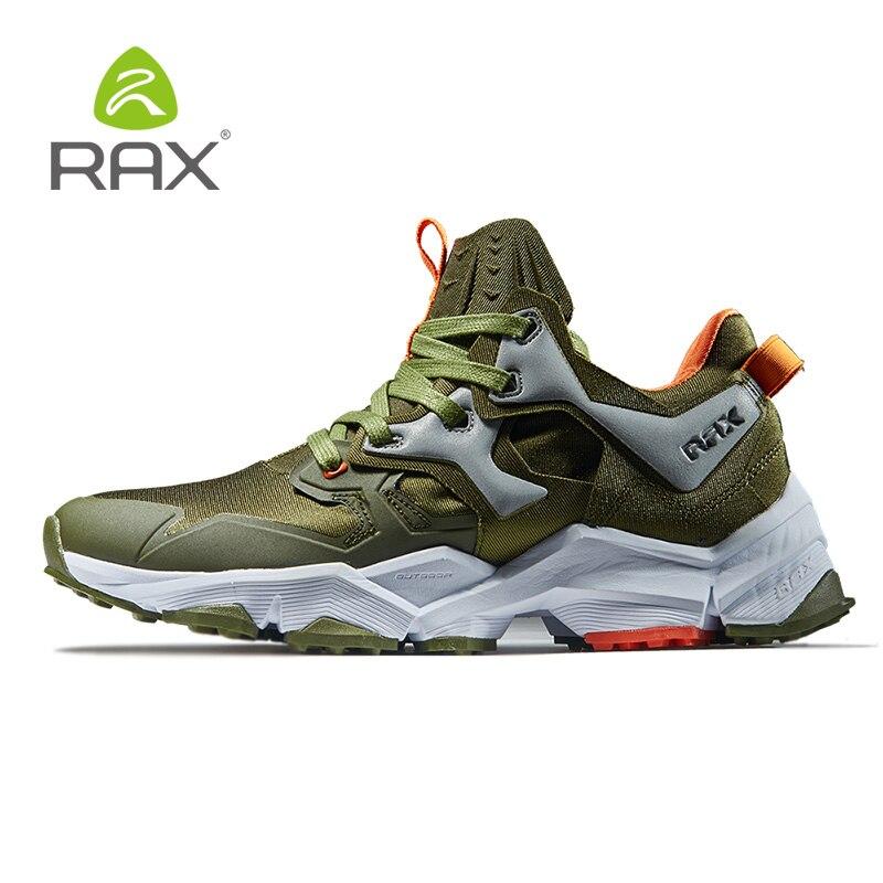 Futuro Estilo dos homens RAX Respirável Tênis Para Caminhada Leve Sapatos Homens Antiderrapante Amortecimento Trekking Sapatos de Escalada Ao Ar Livre Para Os Homens 423