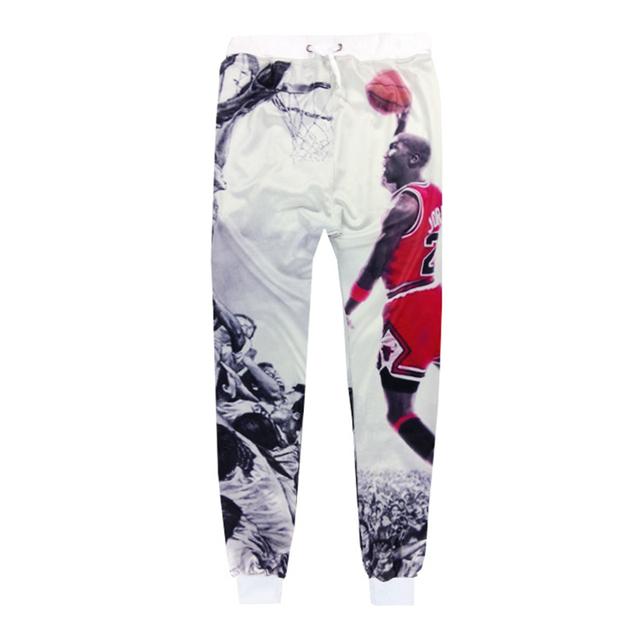 2018 Hot 2 Piece Set Men And Women Fashion Casual Tracksuits 3D Print 23 Air Jordan Hoodies Hooded+Pants Sweatshirt Track Suit
